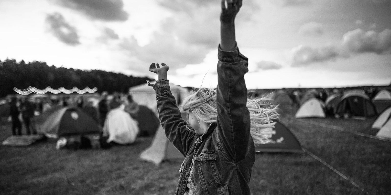 Festivales de música y estrategia de contenidos