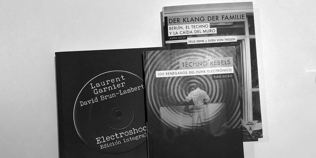 Libros sobre música techno